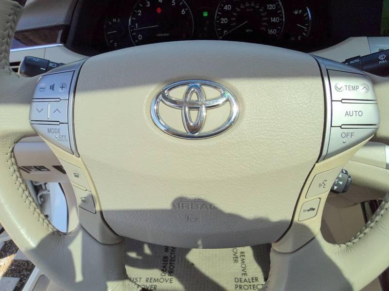 2008 Toyota Avalon Limited 4dr Sedan - Hollywood FL