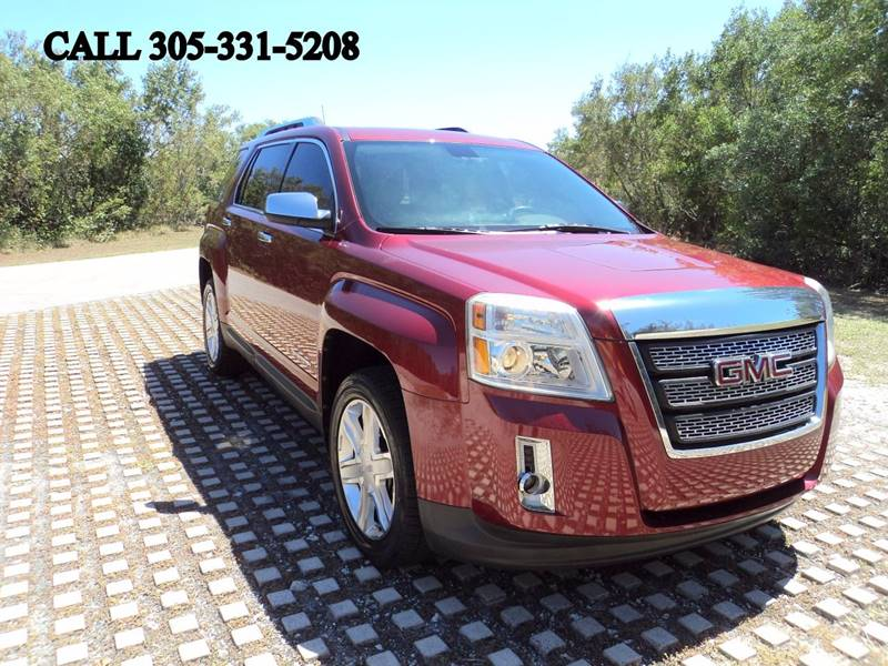 2010 GMC Terrain AWD SLT-2 4dr SUV - Hollywood FL