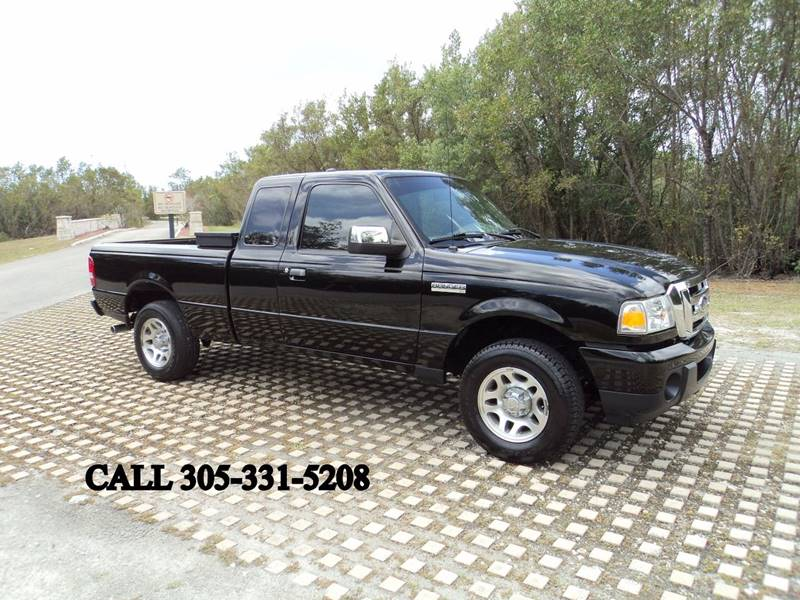 2011 Ford Ranger 4x2 XLT 2dr SuperCab - Hollywood FL