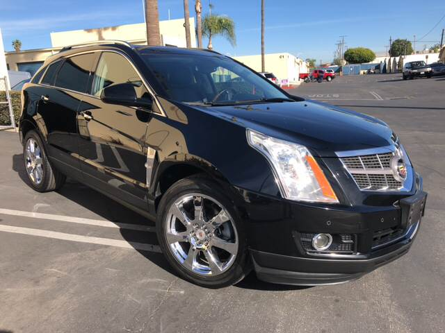 Cadillac Srx Performance Collection Dr SUV In Costa Mesa CA - Cadillac dealer orange county