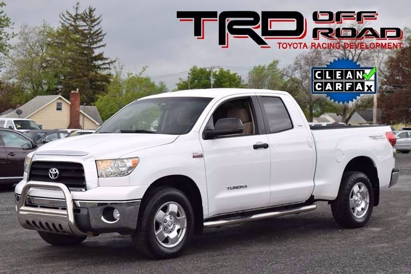 2008 Toyota Tundra for sale at Broadway Motor Car Inc. in Rensselaer NY