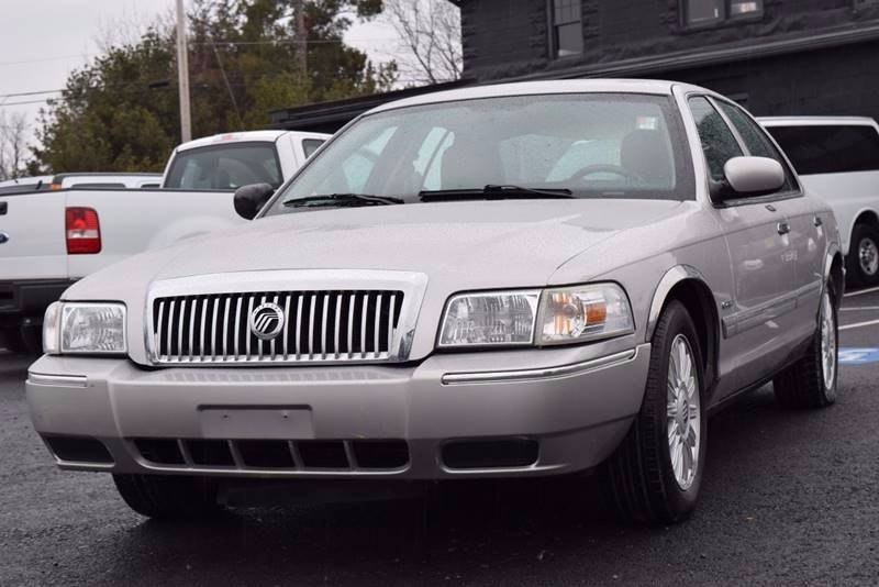 2010 mercury grand marquis ls in rensselaer ny broadway