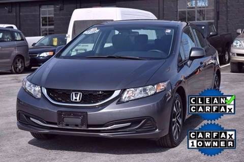2013 Honda Civic for sale in Rensselaer, NY