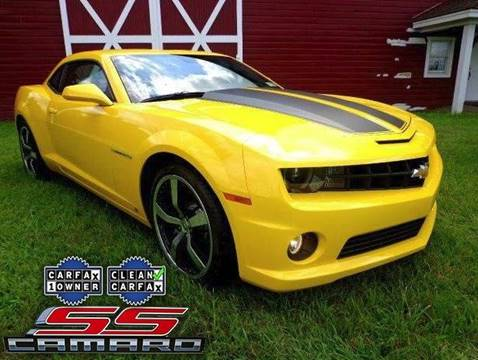 2010 Chevrolet Camaro for sale at Broadway Motor Car Inc. in Rensselaer NY