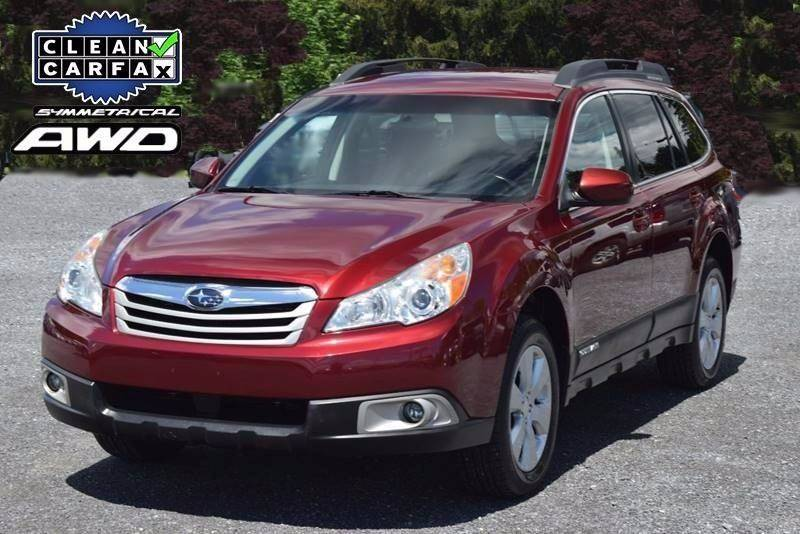 2012 Subaru Outback for sale at Broadway Motor Car Inc. in Rensselaer NY