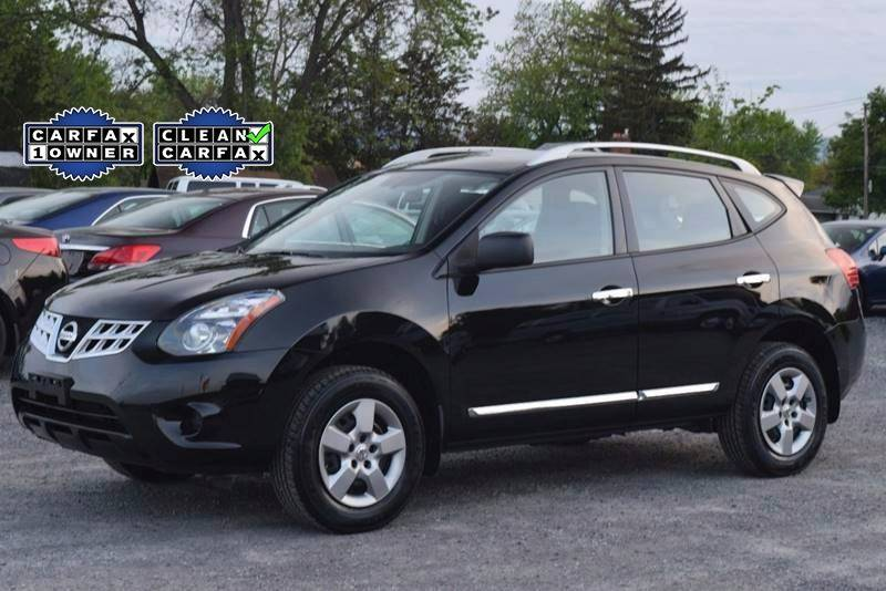 Nissan Rogue 2014 U003eu003e 2014 Nissan Rogue Select S In Rensselaer Ny Broadway  Motor Car