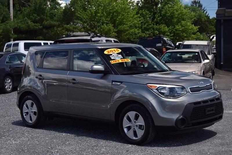 2015 Kia Soul for sale at Broadway Motor Car Inc. in Rensselaer NY