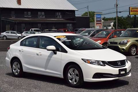 2014 Honda Civic for sale in Rensselaer, NY