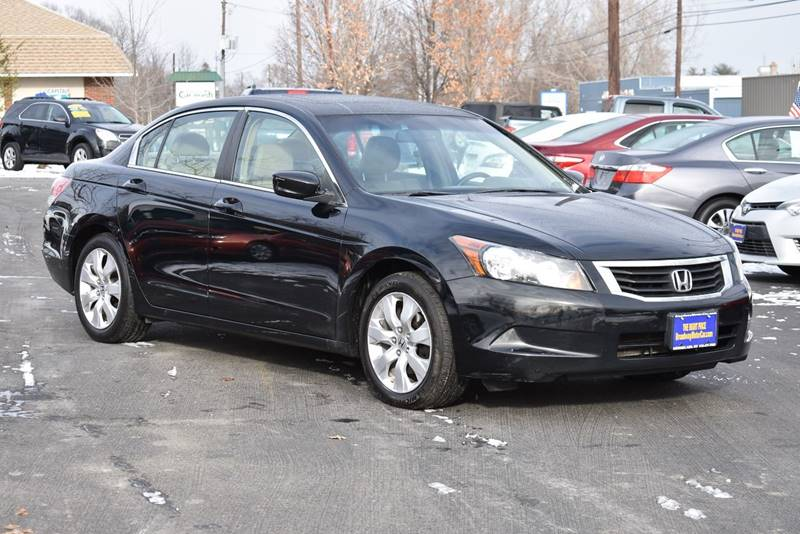 2009 Honda Accord For Sale At Broadway Motor Car Inc. In Rensselaer NY