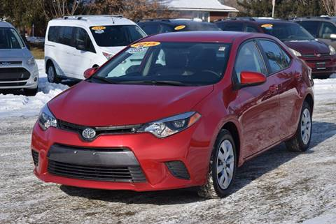 Toyota corolla for sale in rensselaer ny for Broadway motors rensselaer ny