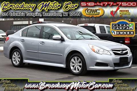 Broadway Motor Car Inc  – Car Dealer in Rensselaer, NY