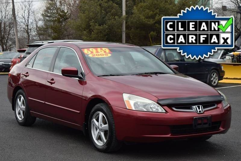 Captivating 2005 Honda Accord For Sale At Broadway Motor Car Inc. In Rensselaer NY