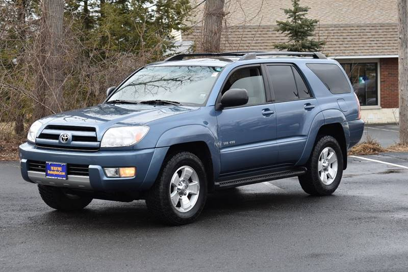 High Quality 2004 Toyota 4Runner For Sale At Broadway Motor Car Inc. In Rensselaer NY