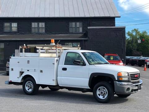 2005 GMC Sierra 2500HD for sale in Rensselaer, NY