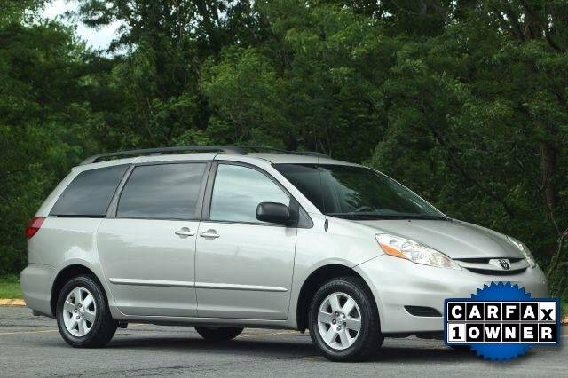 2006 Toyota Sienna For Sale At Broadway Motor Car Inc. In Rensselaer NY
