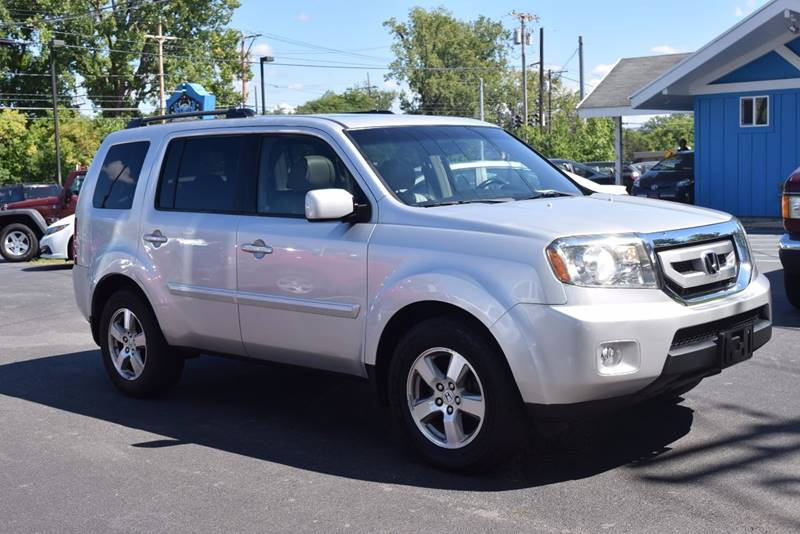 2009 Honda Pilot Ex L In Rensselaer Ny Broadway Motor Car Inc