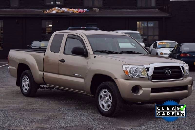 2007 toyota tacoma in rensselaer ny broadway motor car inc for Broadway motors rensselaer ny