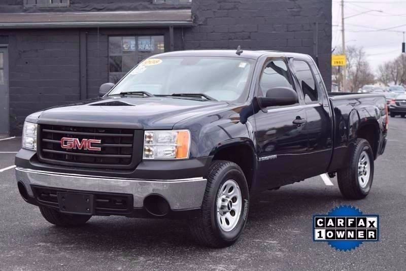 2008 gmc sierra 1500 work truck in rensselaer ny. Black Bedroom Furniture Sets. Home Design Ideas