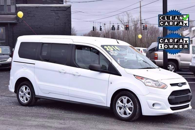 Ford Transit Connect Wagon For Sale At Broadway Motor Car Inc In Rensselaer Ny