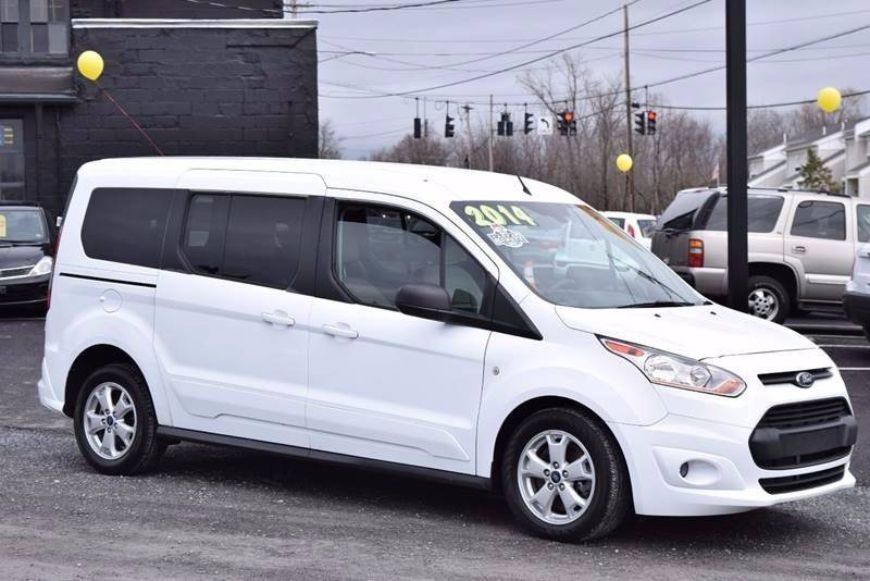 2014 ford transit connect wagon xlt in rensselaer ny