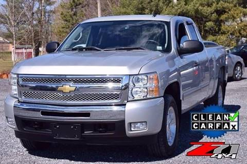 2012 Chevrolet Silverado 1500 for sale in Rensselaer, NY