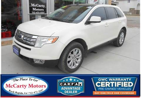 2008 Ford Edge for sale in Rock Rapids, IA