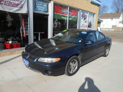 2001 Pontiac Grand Prix for sale in Rock Rapids, IA