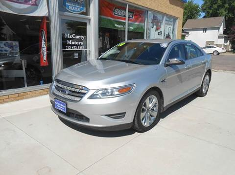 2010 Ford Taurus for sale in Rock Rapids, IA