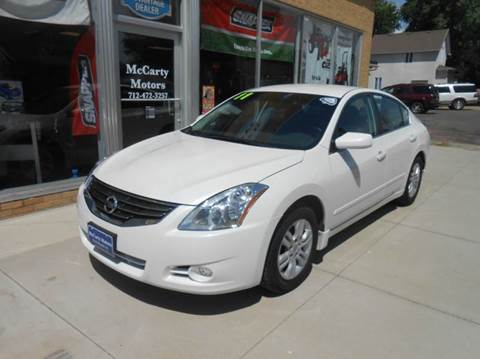 2011 Nissan Altima for sale in Rock Rapids, IA