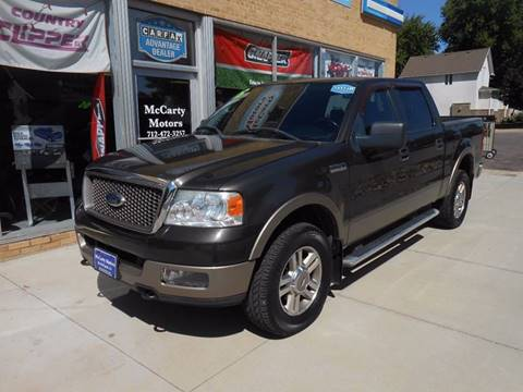 2005 Ford F-150 for sale in Rock Rapids, IA