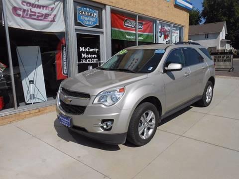 2013 Chevrolet Equinox for sale in Rock Rapids, IA