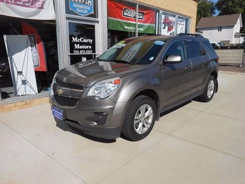 2012 Chevrolet Equinox for sale in Rock Rapids, IA