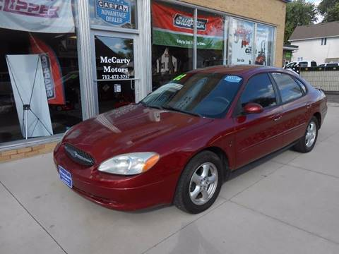 2002 Ford Taurus for sale in Rock Rapids, IA