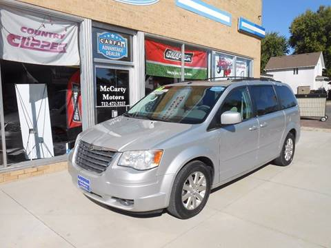 2008 Chrysler Town and Country for sale in Rock Rapids, IA