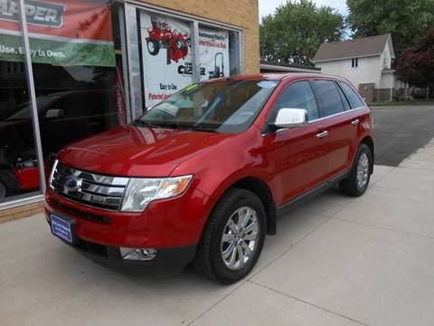 2010 Ford Edge for sale at McCarty Motors in Rock Rapids IA