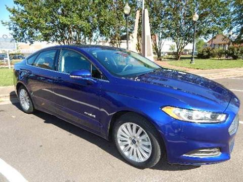 2016 Ford Fusion Hybrid for sale in Crystal Springs, MS