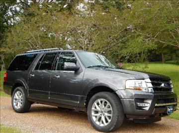 2017 Ford Expedition EL for sale in Crystal Springs MS