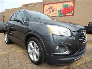2016 Chevrolet Trax for sale in Crystal Springs MS