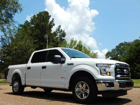 2016 Ford F-150 for sale in Crystal Springs, MS