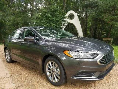 2017 Ford Fusion for sale in Crystal Springs, MS