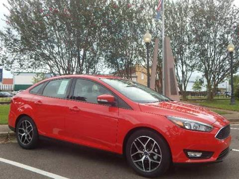 2017 Ford Focus for sale in Crystal Springs MS
