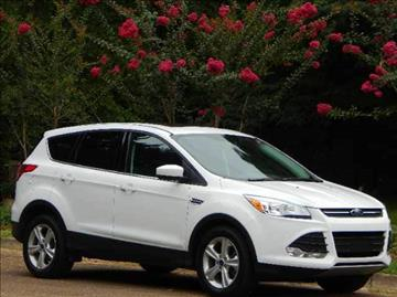 2015 Ford Escape for sale in Crystal Springs MS