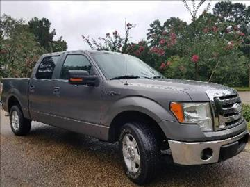 2009 Ford F-150 for sale in Crystal Springs MS