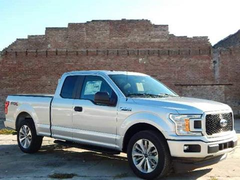 2018 Ford F-150 for sale in Crystal Springs, MS