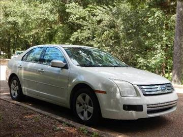 2009 Ford Fusion for sale in Crystal Springs, MS