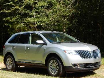 2014 Lincoln MKX for sale in Crystal Springs MS