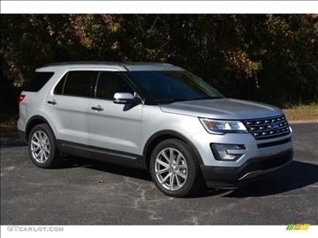 2016 Ford Explorer for sale in Crystal Springs MS