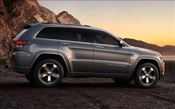 2015 Jeep Grand Cherokee for sale in Crystal Springs, MS