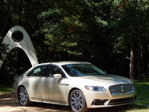 2017 Lincoln Continental for sale in Crystal Springs, MS