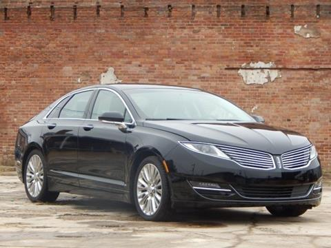 2016 Lincoln MKZ for sale in Crystal Springs, MS